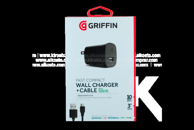 Cargador GRIFFIN Power Block Mobile 10 w