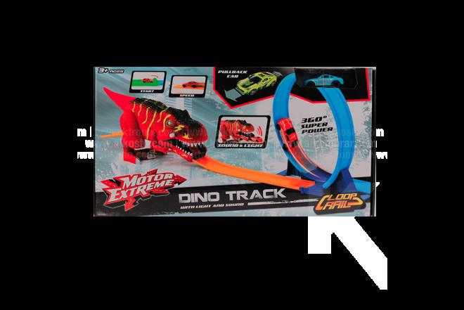 Pista Dino Track