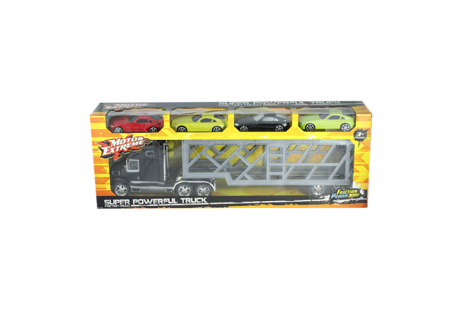 Super Powerful Truck 4 Vehículos