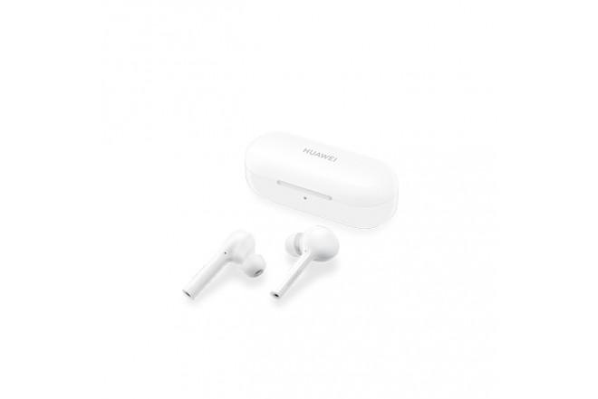 Audifono Huawei Bluetooth Freebuds Lite CM-H1C Blanco7