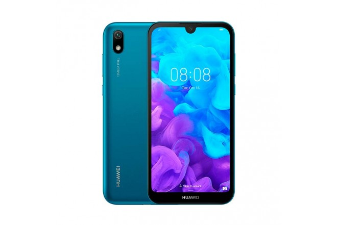 Celular HUAWEI Y5 2019 -32GB Azul1