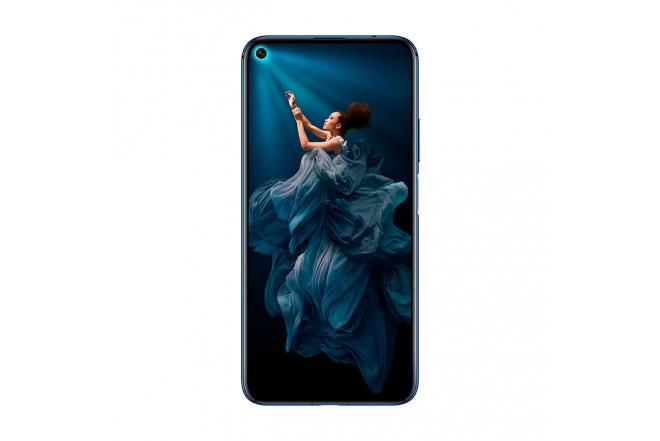 Celular HONOR 20 - 128GB Azul1