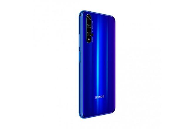 Celular HONOR 20 - 128GB Azul6