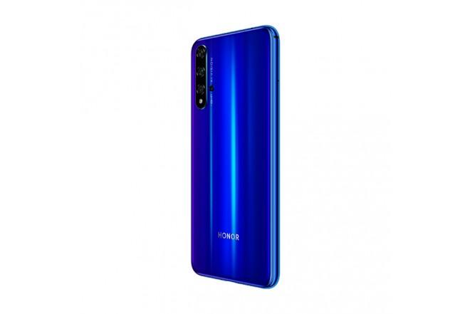 Celular HONOR 20 - 128GB Azul5