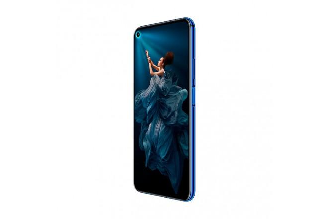 Celular HONOR 20 - 128GB Azul2
