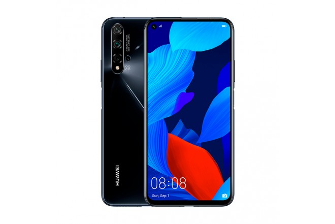 Celular Huawei Nova 5T 128GB Negro