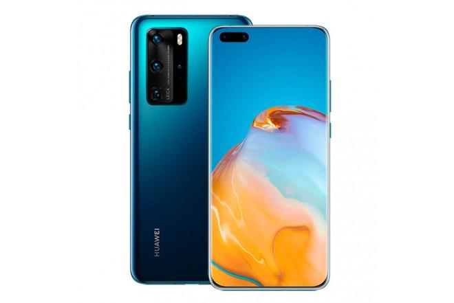 Celular HUAWEI P40 Pro 256GB Azul-1