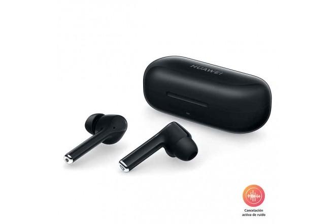 Audífinos Huawei Freebuds 3 Negros Inalámbricos Bluetooth 6