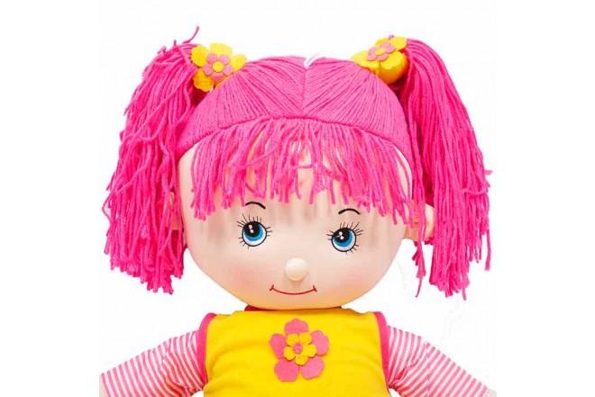Muñeca de Trapo 60 cm Fucsia _3