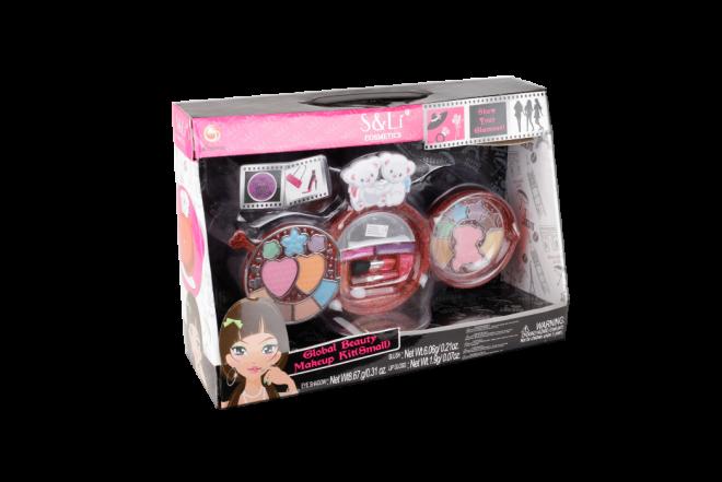 Juguete Set Belleza Global S&Lí Cosmetics (Juguetes)