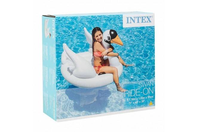 INTEX Flotador de Piscina Swan