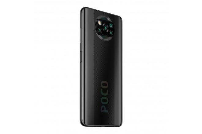 Celular XIAOMI POCO X3 -128GB Gris - Shadow Gray + MiBand 4C-5