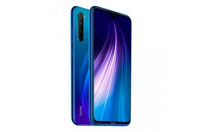 Celular XIAOMI REDMI Note 8 -128GB Azul5
