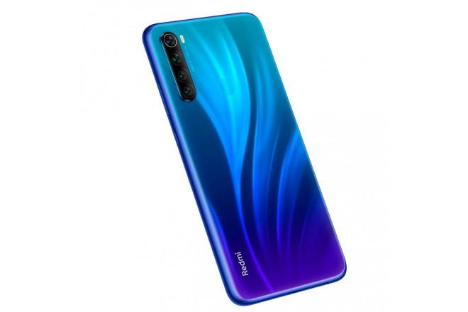 Celular XIAOMI REDMI Note 8 -128GB Azul8