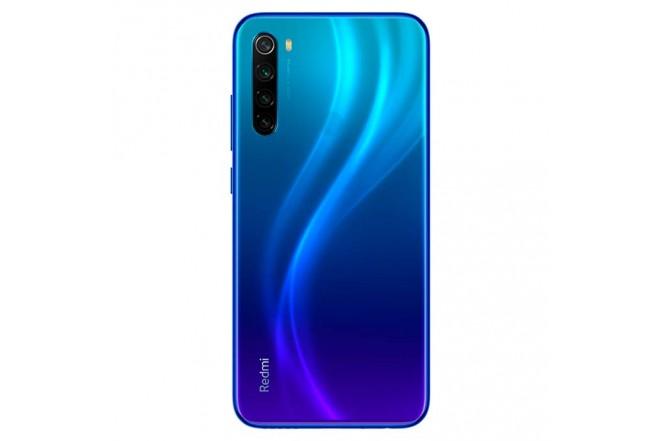 Celular XIAOMI REDMI Note 8 -128GB Azul7