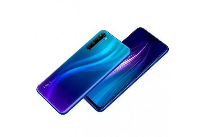 Celular XIAOMI REDMI Note 8 -128GB Azul6