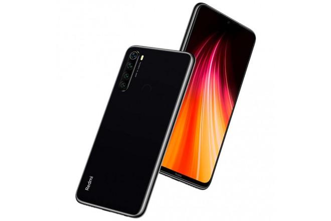 Celular XIAOMI REDMI Note 8 -128GB Negro5