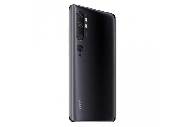 Celular XIAOMI MI NOTE 10 128GB  Negro4
