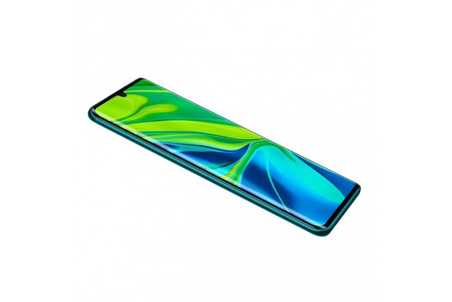 Celular XIAOMI MI NOTE 10 128GB  Verde2
