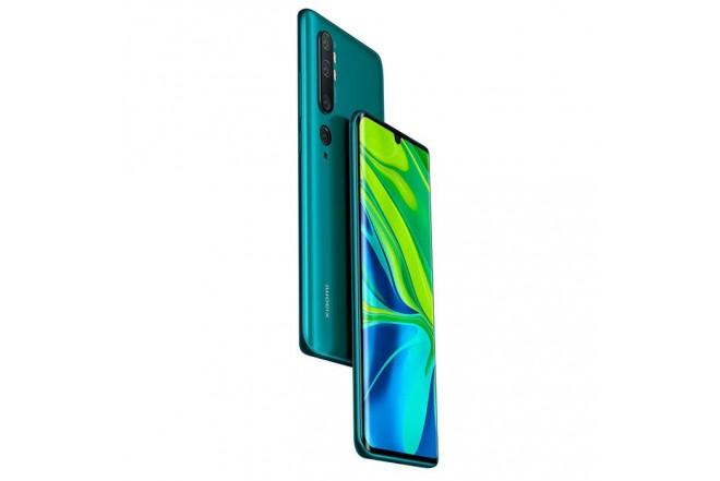 Celular XIAOMI MI NOTE 10 128GB  Verde3