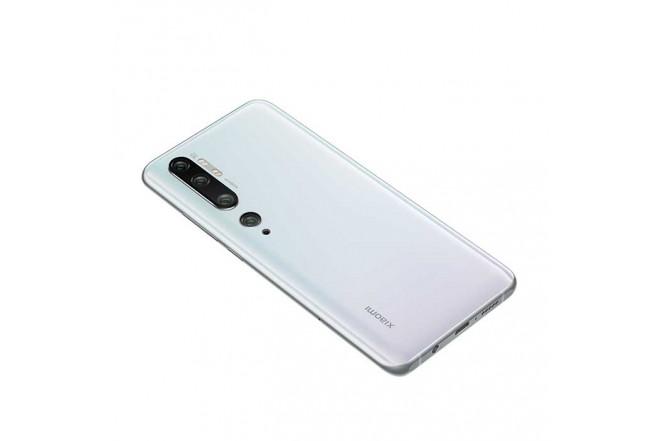 Celular XIAOMI MI NOTE 10 128GB  Blanco4
