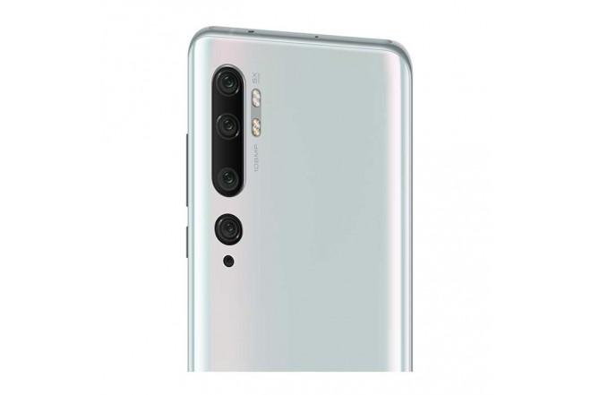 Celular XIAOMI MI NOTE 10 128GB  Blanco5