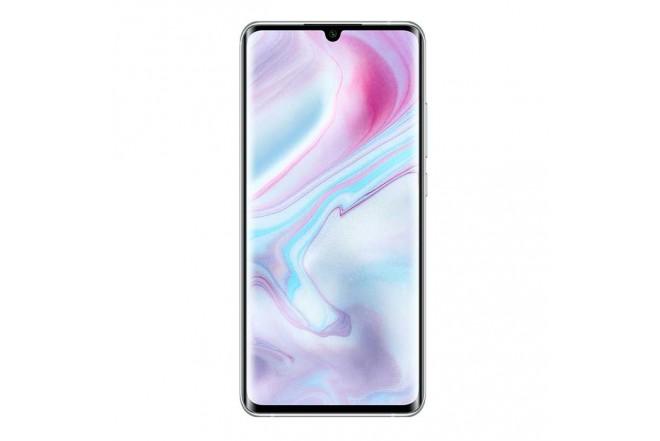Celular XIAOMI MI NOTE 10 128GB  Blanco1