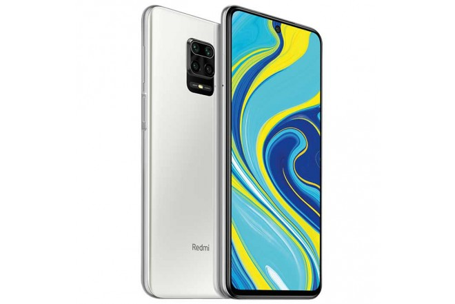 Celular XIAOMI REDMI NOTE 9S 128GB Blanco2