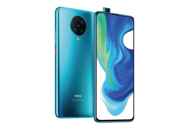 Celular XIAOMI POCOPHONE F2 PRO 256GB Azul- Neon Blue_4