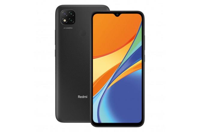 Celular XIAOMI REDMI 9C 64GB Gris