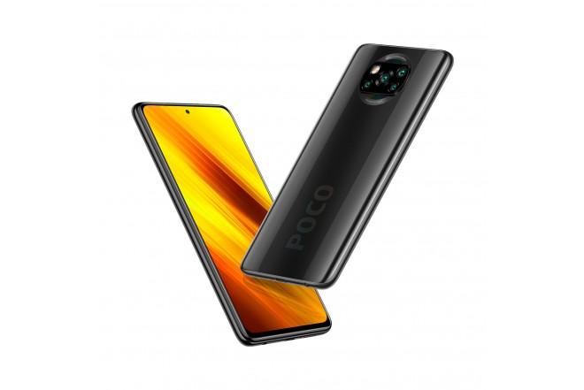 Celular XIAOMI POCO X3 -128GB Gris -Shadow Gray -2
