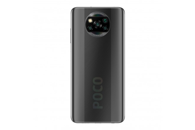 Celular XIAOMI POCO X3 -128GB Gris -Shadow Gray -4