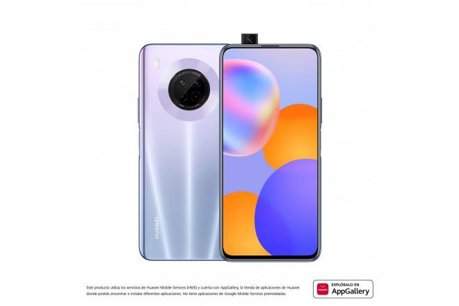 Celular HUAWEI Y9A 128GB Gris - Space Silver-1