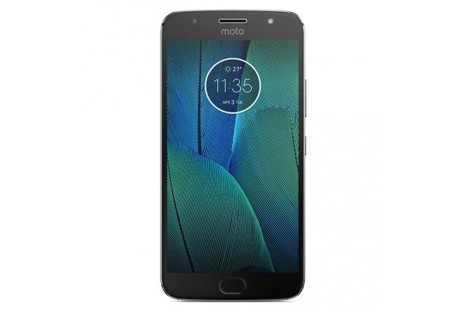 Celular Libre MOTOROLA Moto G5S Plus DS Gris 4G