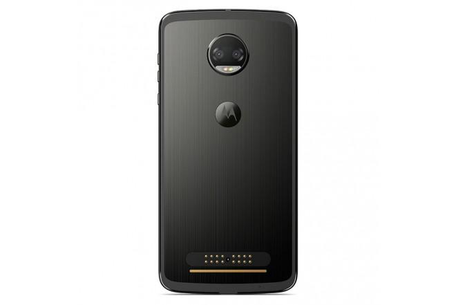 Celular Libre MOTOROLA Moto Z2 Force DS Negro 4G