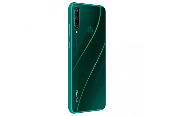 Celular HUAWEI Y6P 64GB Verde_7