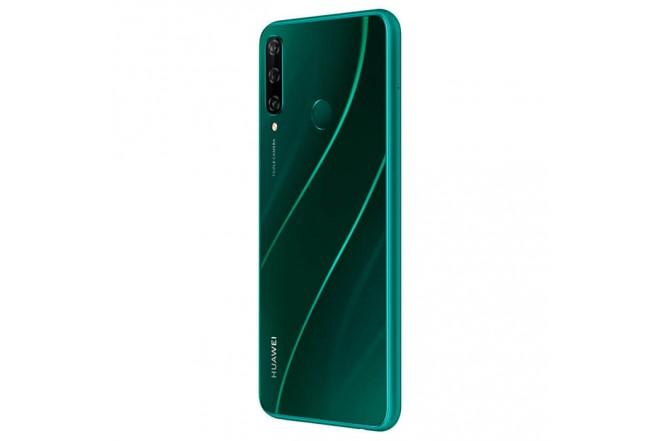 Celular HUAWEI Y6P 64GB Verde_5