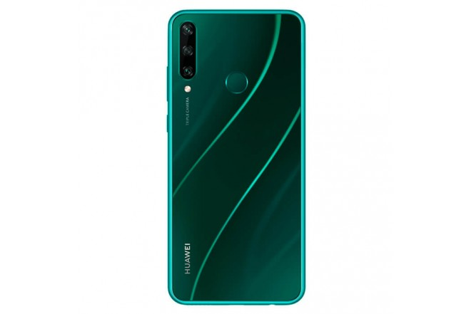Celular HUAWEI Y6P 64GB Verde_4