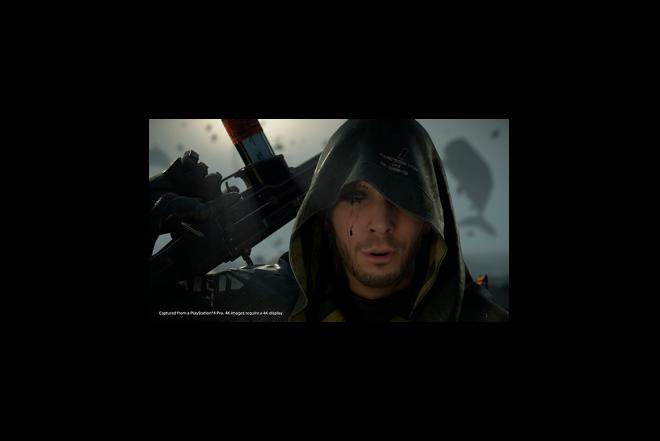 Juego PS4 Death Stranding 4