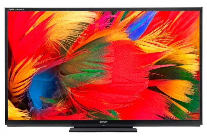"TV 70"" LED SHARP 70LE847 FHD INTERNET Q"