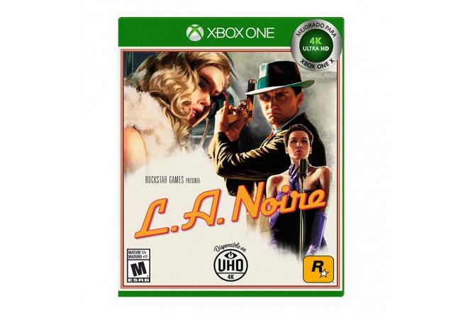 Videojuego XBOX ONE LA Noire