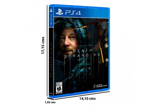 Juego PS4 Death Stranding 11