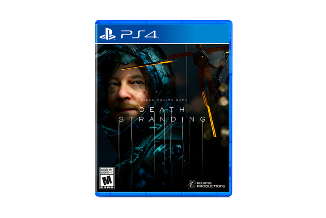 Juego PS4 Death Stranding 1