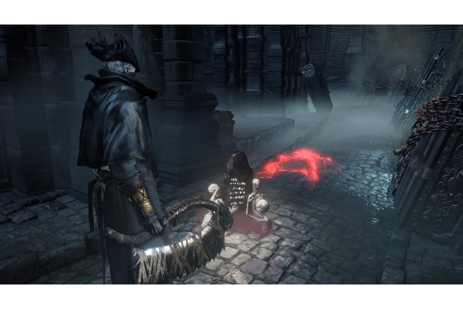 Juego PS4 Bloodborne Hits 5