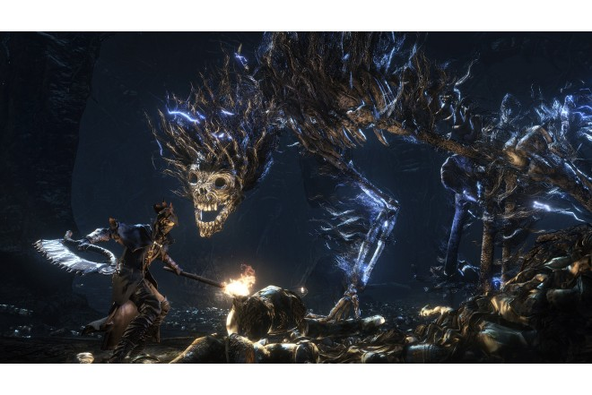 Juego PS4 Bloodborne Hits 2