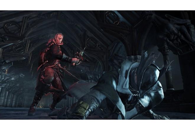 Juego PS4 Bloodborne Hits 3