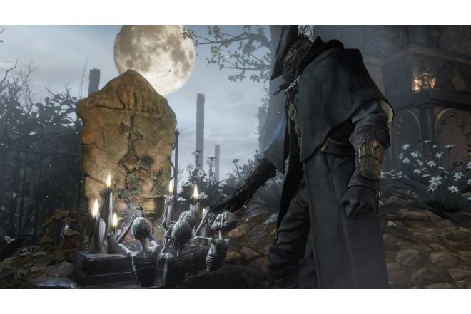 Juego PS4 Bloodborne Hits 4