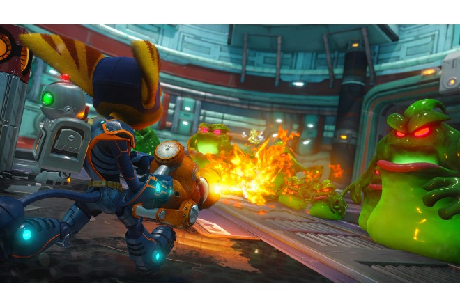 Juego PS4 Ratchet & ClanK Hits 2