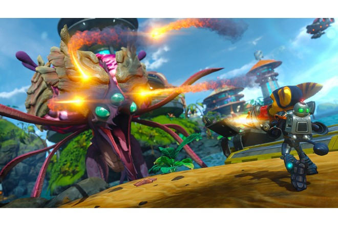 Juego PS4 Ratchet & ClanK Hits 3