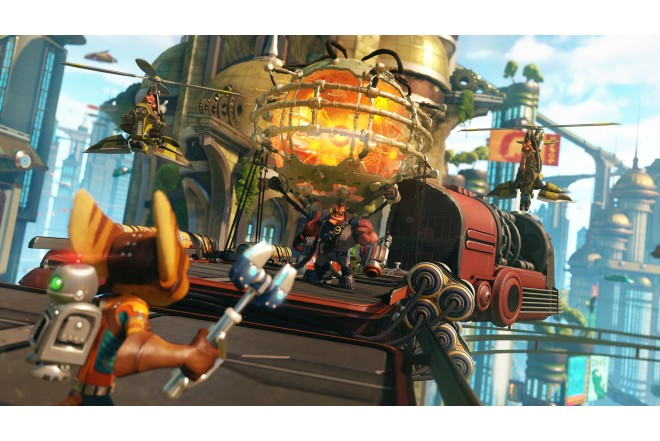 Juego PS4 Ratchet & ClanK Hits 6